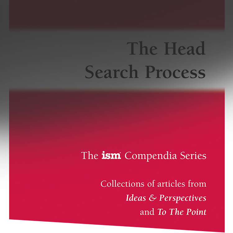 The Head Search Process
