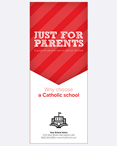 Just For Parents: Why Choose a Catholic School