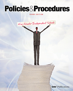Policies & Procedures for Private-Independent Schools