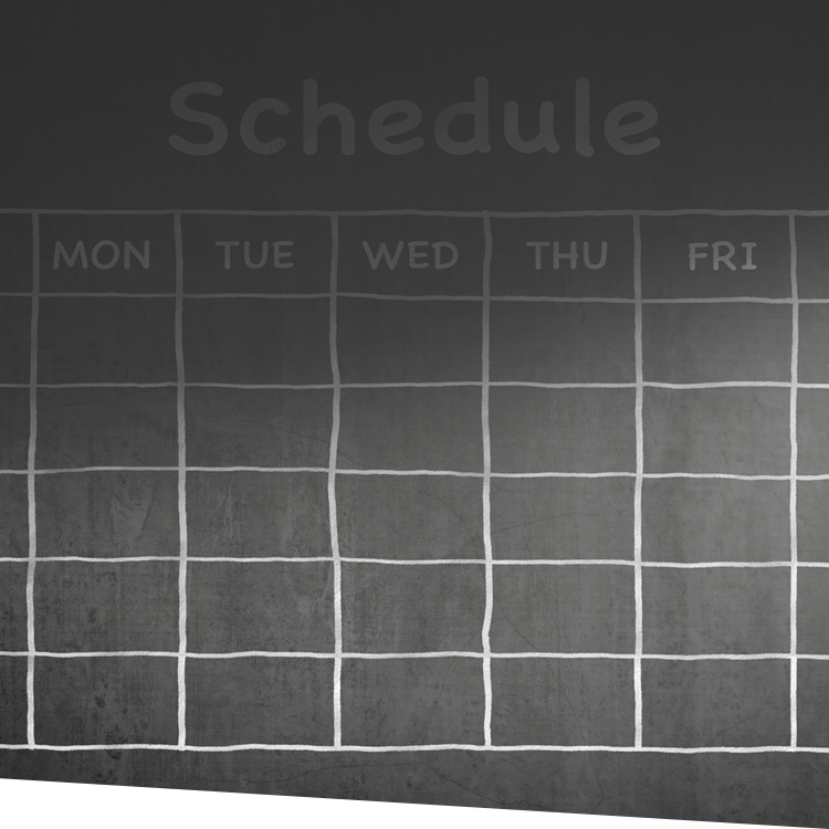 schedule mobile