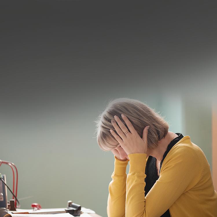 A Positive Faculty Culture Can Help Prevent Teacher Burnout