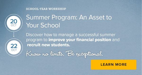 What Your Leadership Team Must Do Now to Prepare for Next Year's Summer Program