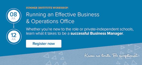 Running an Effective Business & Operations Office