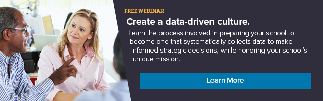 Link to free Data-driven culture webinar