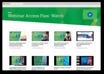 webinar pass preview